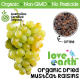 ORGANIC MUSCAT RAISINS 220G [LOVE EARTH]