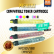 Compatible Ricoh MPC3501/ MPC3001 CMYK Set Toner Cartridge For Use in Ricoh