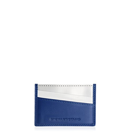 Stewart/Stand RFID Blocking Card Case - Cobalt