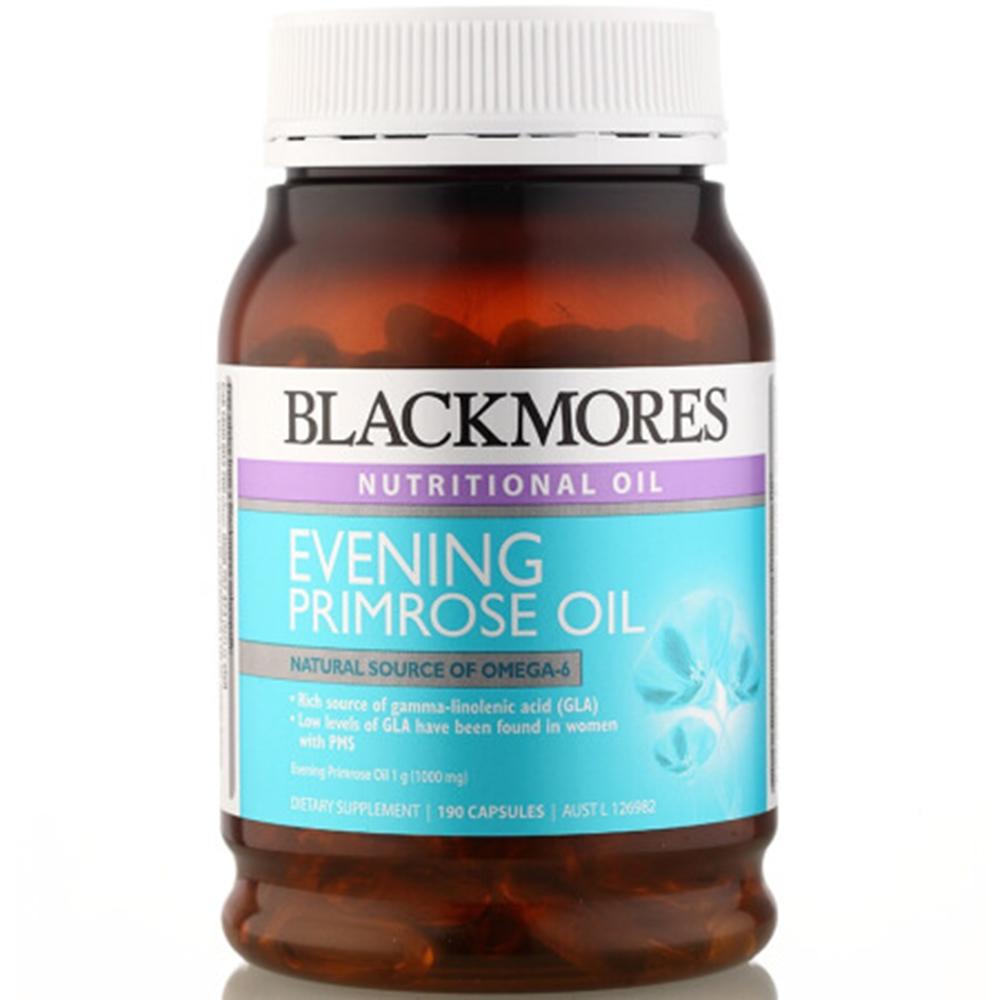 BLACKMORES Evening Primrose Oil 190 Capsules ...