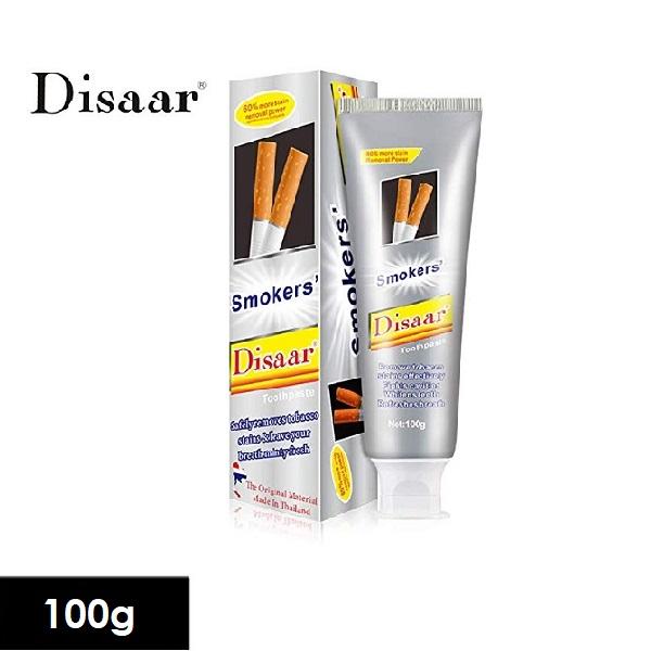 Disaar Smoker Toothpaste 100g